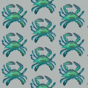 Blue Crabs-Small Scale