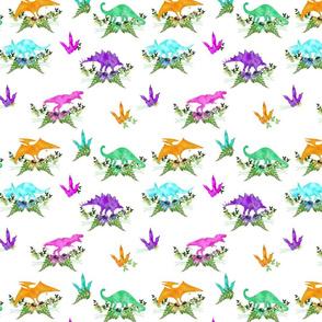 DinoFloral Small