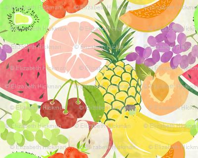 Fruit Salad Small