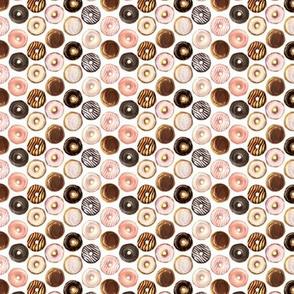 Multi Donuts Half Inch