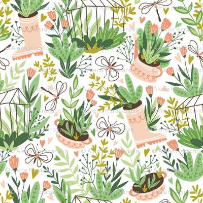 Happy gardening