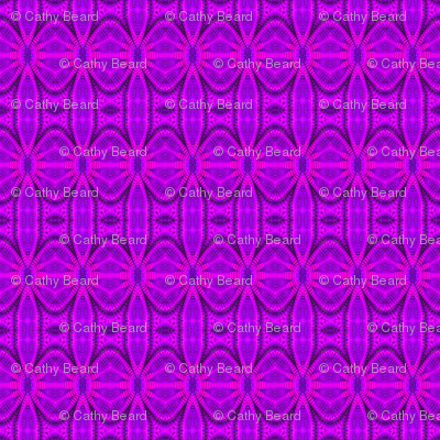 Radiant Purple Ripples