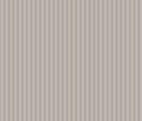 Beefy Pinstripe: Warm Gray 5+7 fabric by dept_6 on Spoonflower - custom fabric