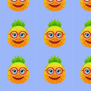 Pineapple Head Design