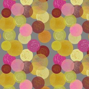 cheerful bubbles, by Susanne Mason