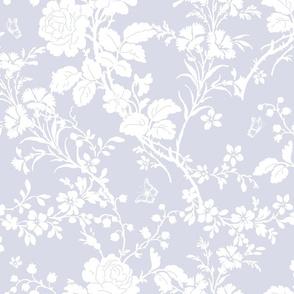 Bridal Suite pale steel blue