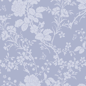 Bridal Suite steel blue
