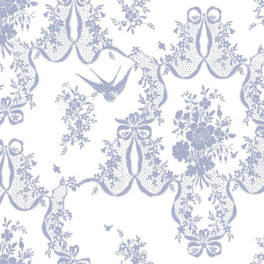 Willa Toile steel blue 2