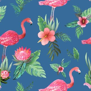 flamingo dream garden