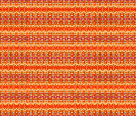 Indian Sunset Stripes fabric by just_meewowy_design on Spoonflower - custom fabric