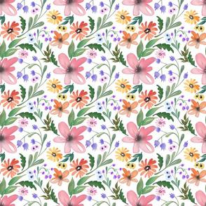 áswa Watercolour Florals 1