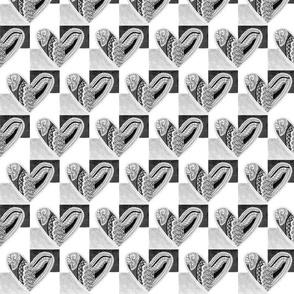 heart quad
