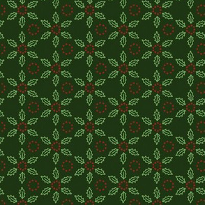 Holly Pattern 2