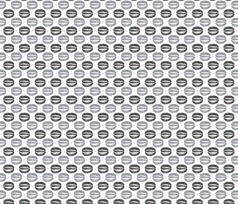 Beads in Satin fabric by house_designer on Spoonflower - custom fabric