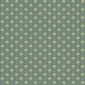 dandelion on sage