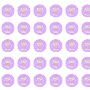 Water color Hubba Bubba Bubble Gum
