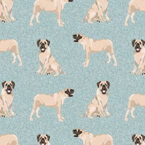 english mastiff pet quilt b  quilt collection coordinate