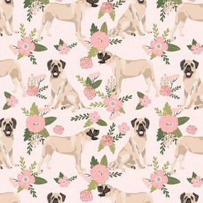 english mastiff pet quilt d floral quilt collection coordinate