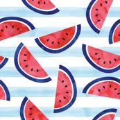 R7031990_rwatermelon-red-and-blue-on-stripes-03-03_shop_thumb