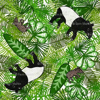 Tapir Jungle