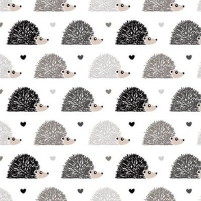 Hedgehog Love - Small Scale