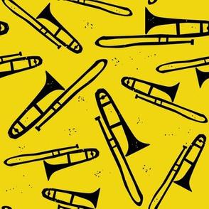 76 Trombones Yellow