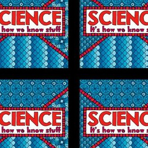 Science: It's How We Know Stuff - Blue/Red