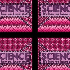 Science: It's How We Know Stuff - Pink/Purple