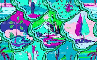 Vignettes de terre