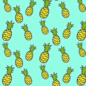 pineapple dance