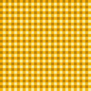 Yellow Gingham