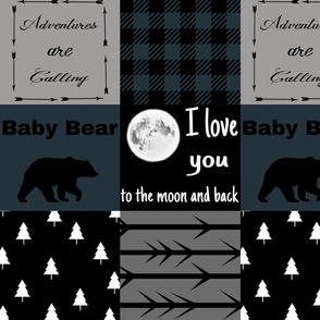 Spruce baby bear