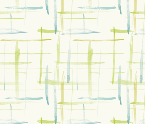 brushlines light fabric by ghouk on Spoonflower - custom fabric