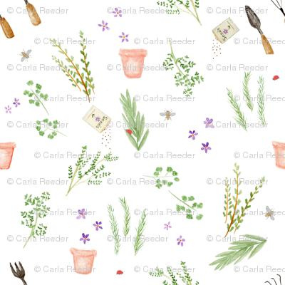 Herb Garden extra