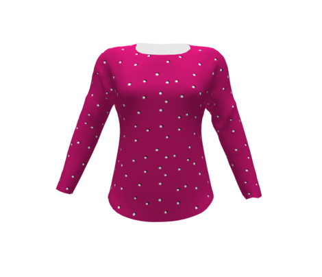 Double Dot Red-Violet