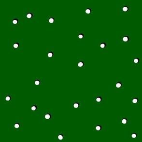 Double Dot Green