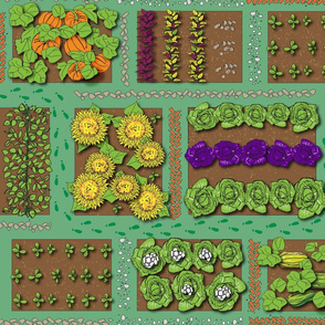 Garden Plot Patchwork