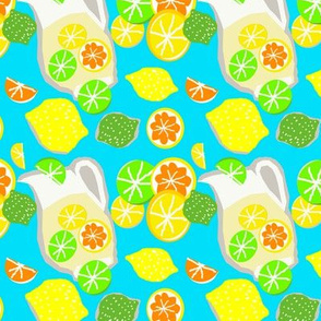 Citrus punch copy turquoise