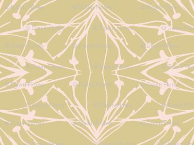 Hawkweed (Pink on Sand)