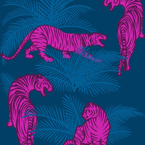 Jungle Tigers bright