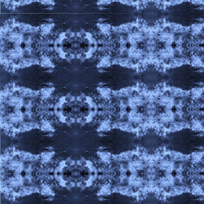 Patterns of Nature - Blue Navy - Pattern 2abc (2)
