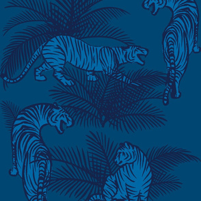 Jungle Tigers blues
