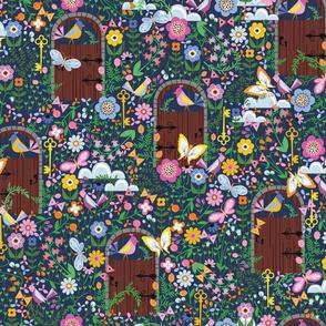 Midnight in the Secret Garden