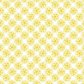 Nabby Yellow Starburst