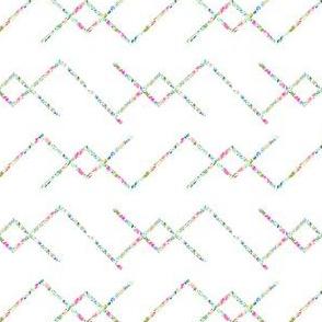 Nabby Tropical Geometric Lines