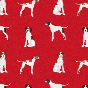english pointer pet quilt a dog breed quilt coordinate