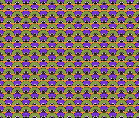 egyptian 57 fabric by hypersphere on Spoonflower - custom fabric