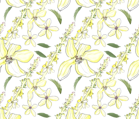 agrimony fabric by dreneewilson on Spoonflower - custom fabric