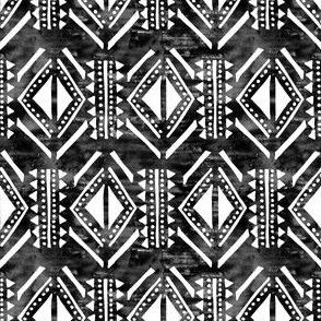 kahala pattern black hornizantal