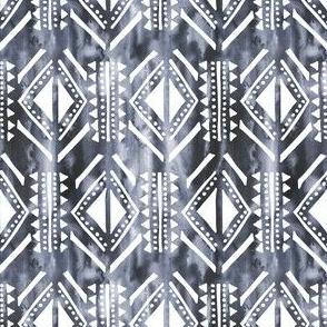 kahala pattern grey horizontal